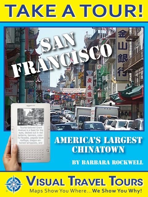 TAKE eBOOK TRIPS AROUND SAN FRANCISCO BAY AREA