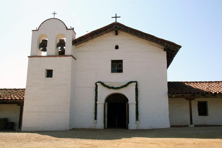 Santa Barbara Mission Guided Tour