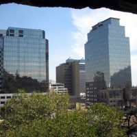 Santiago Walking Tour