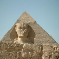 Sphinx In Cairo Walking Tour