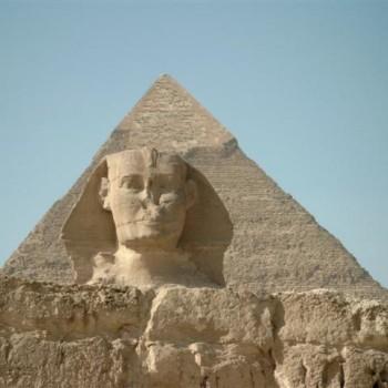 Sphinx In Cairo Walking Tour