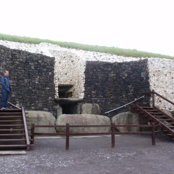 Newgrange Walking Tour, Neolithic Ireland, Visitors Center, Newgrange, Hill of Tara