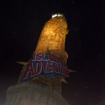 Touring Universal's Islands Of Adventure