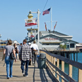 Santa Barbara Waterfront Guided Sightseeing Tour
