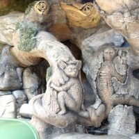 Animal Kingdom Family Trip
