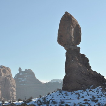 Arches National Park Day Hike