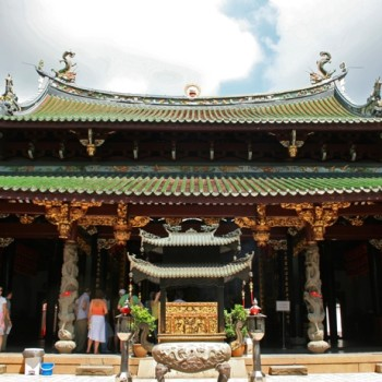 Singapore Chinatown Guided Sightseeing Tour