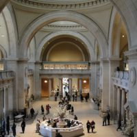 New York City Metropolitan Museum Guided Tour