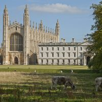 Historic Cambridge Universities