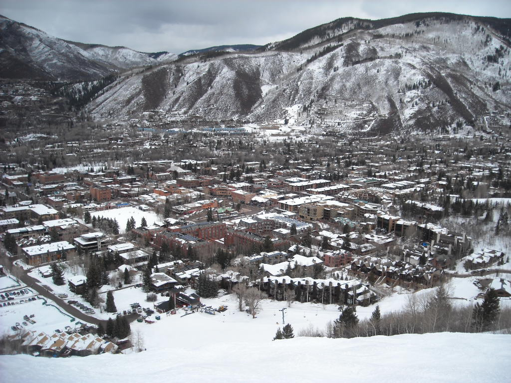 how to get to aspen colorado