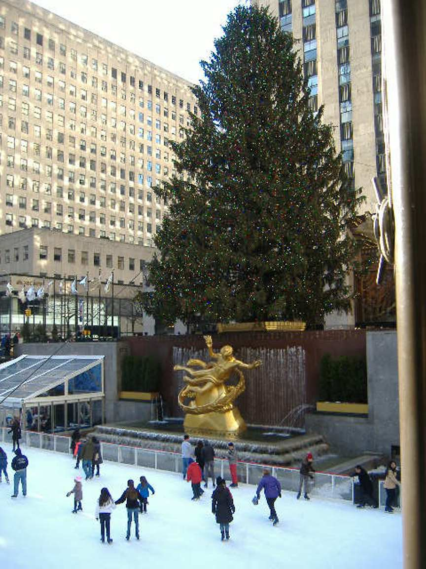 New York City Christmas Guided Sightseeing Tour