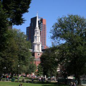 New Fall Travel App – Tour Boston on Smartphone