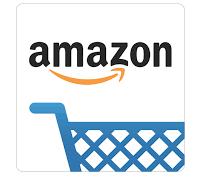 Amazon Logo with Cart