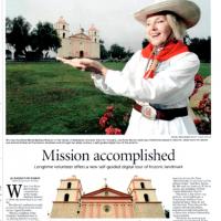 Mission Lisa Burns NewsPress Article