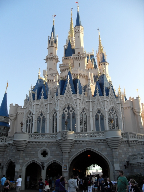 Theme Park Guides On Your Cell Phone
