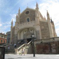 Madrid's Walk Of Art