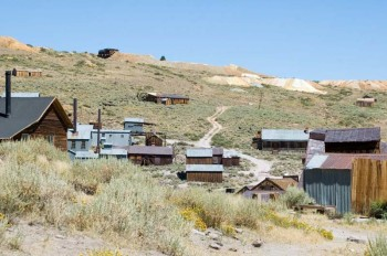 Bodie, California Walking Tour