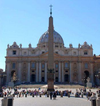 Piazza San Pietro: Where Roman Histories Converge