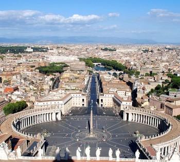 Piazza San Pietro Walking Tour