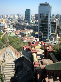 City Tour Of Santiago, Chile