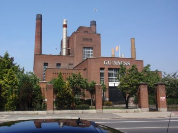 Dublin's Guinness Storehouse And Kilmainham Gaol
