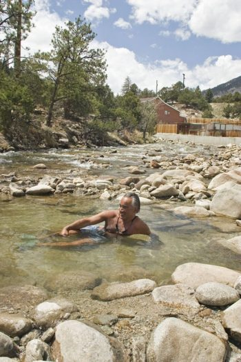 Near Denver: Colorado's Hot Springs Trail