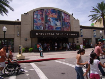 Universal Studios Orlando With Disabilities
