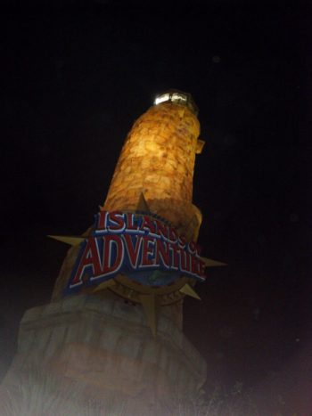 Touring Universal's Islands Of Adventure