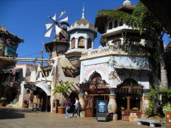 Universal's Islands Of Adventure With Disabilities