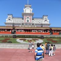 Magic Kingdom Walking Tour