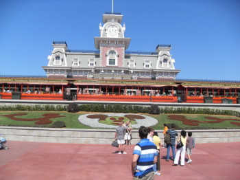 Magic Kingdom Walking Tour