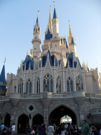 Family Trip To Magic Kingdom, WDW