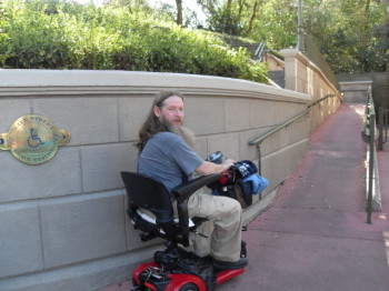 Tour The Magic Kingdom With Disabilities