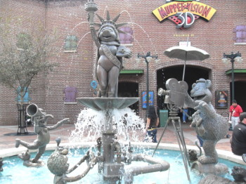 Kids' Trip To Disney's Hollywood Studios