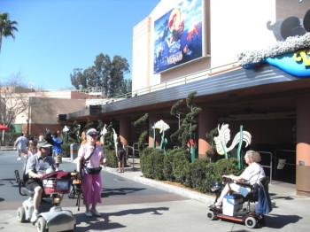 Disney's Hollywood Studios For Those With Disabilities