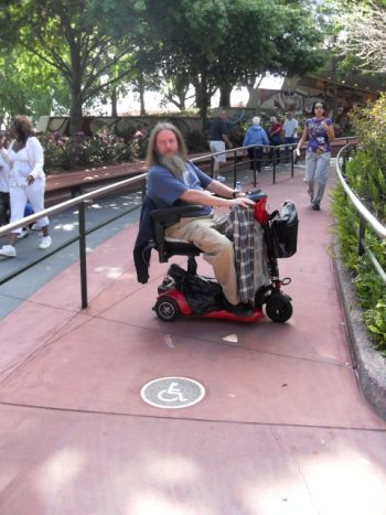 Disney's Epcot For Those With Disabilities
