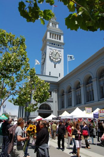 San Francisco Embarcadero Guided Sightseeing Tour