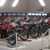 Motorcycle Museums In Britain