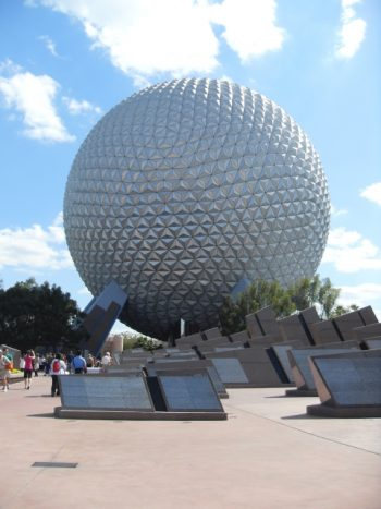 Disney's Epcot For Adults