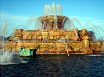 Chicago Grant Park Guided Sightseeing Tour