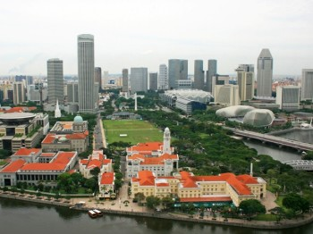 A Walk Through Singapore's Colonial Past