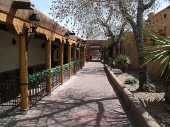 Exploring Albuquerque's Old Town And Beach
