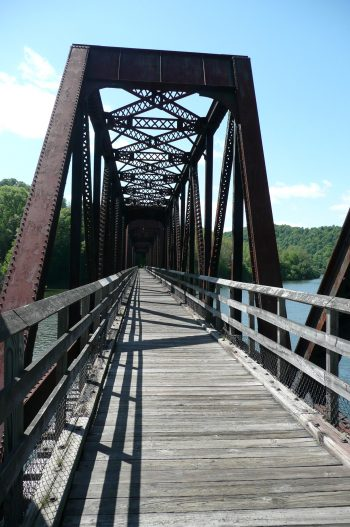 Cycling Two Of Virginias Best Railroad-converted Bike Trails