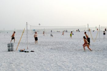 Florida's Sparkling Clearwater Beach