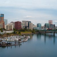 Walking Tour Of Downtown Portland