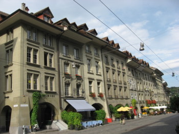A Walk Through Old Bern, Switzerland