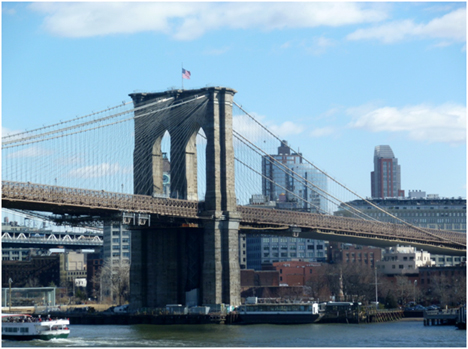 New York City Guided Sightseeing Tour of Downtown