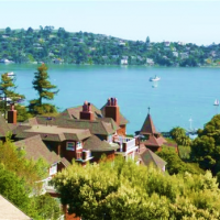 Sausalito Guided Walking Tour