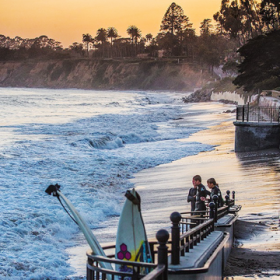 Top Santa Barbara App Adds Walking Tours & SMS