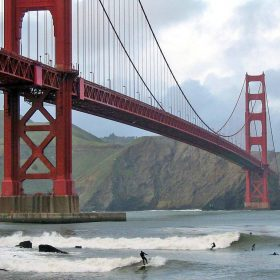 Tour San Francisco – Chinatown, Embarcadero, Telegraph Hill, Parks, Beaches, Forts, Hiking Trails & Sausalito